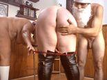 Adventskalender 07 -Geiler Weihnachts Striptease 2