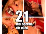 21xSperma für